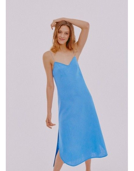 El slip dress