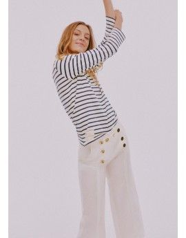 The sailor culotte